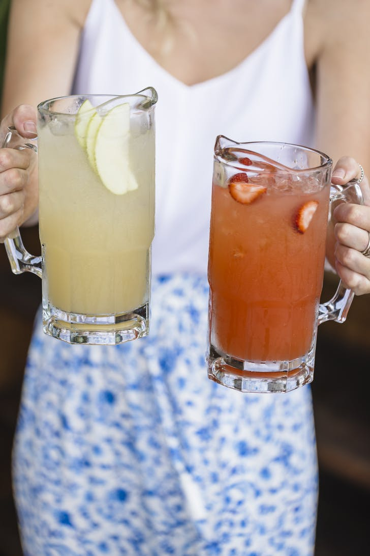 Dine on a Sunday and get your hands on these mammoth $20 jugs.