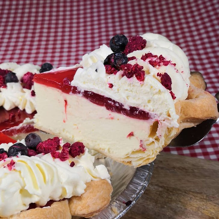 The Pie Piper is known for their sweet dessert pies and epic cakes (Image Source: The Pie Piper)