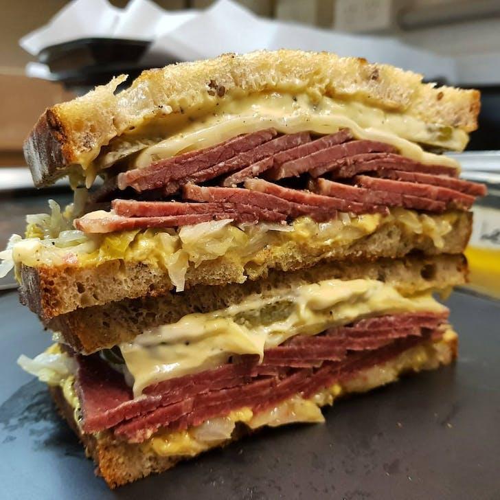 Reuben Sandwich from Fort Greene
