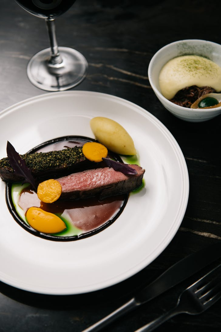 Paris Butter's menu is French inspired but New Zealand grown