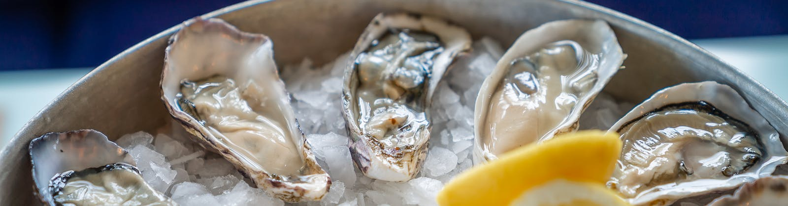 oysters from the oyster inn