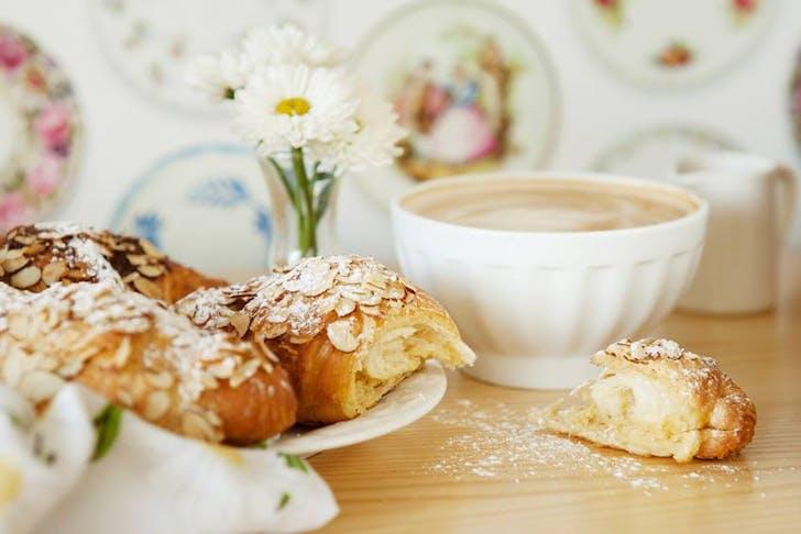 Bread & Butter's Almond Croissants