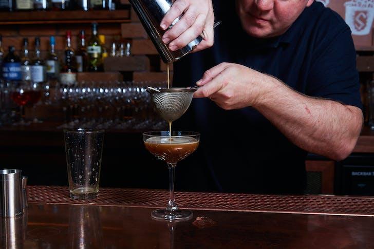 Espresso Martini from Morningside Tavern