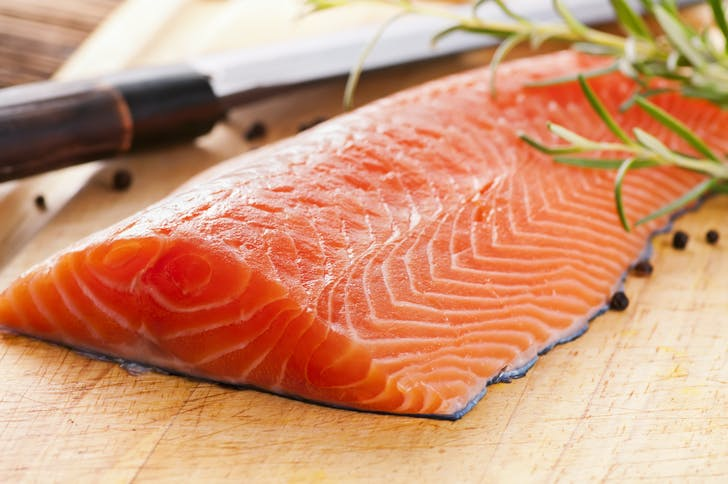 Feel free to swap your salmon for chicken, tofu, tuna, or beef!