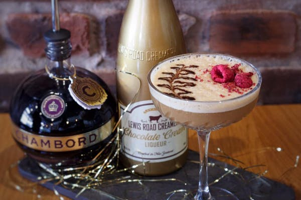 Black Forest Espresso Martini