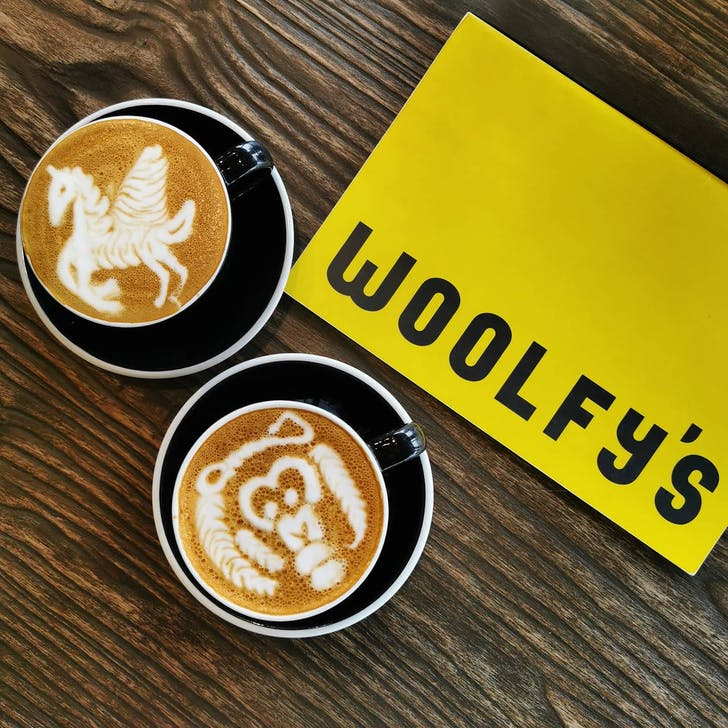 Woolfy's Cafe