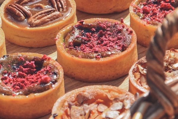 Baked-daily sweet French treats from La Petite Fourchette