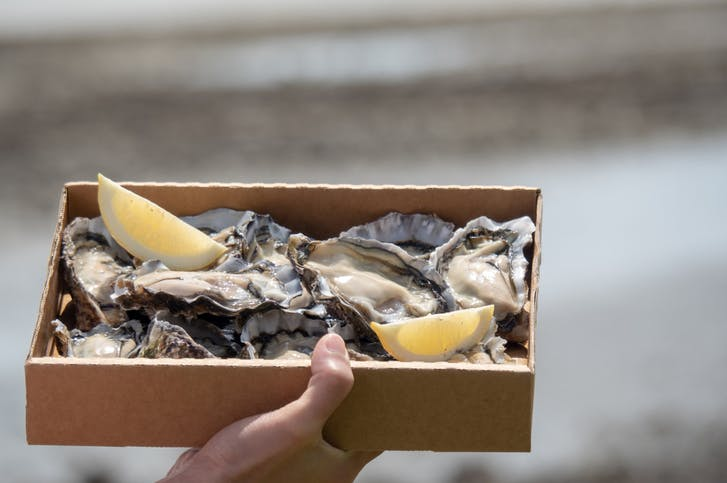 Grangers will be slinging Bluff Oysters during Alert Level 3.