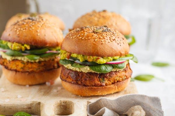 Vegan Burgers