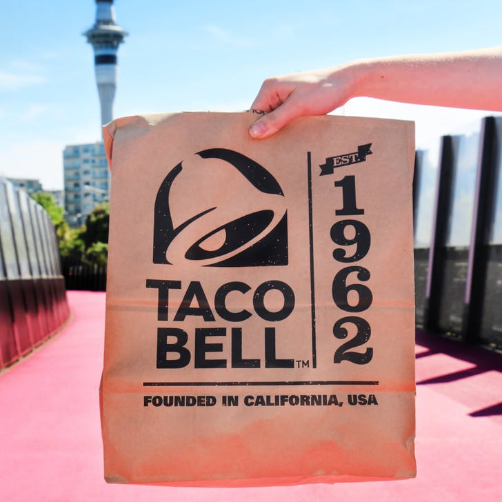 Taco Bell CBD is now open