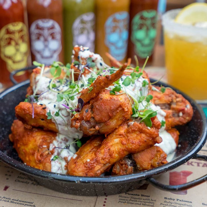 Mexico fried chicken