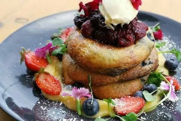 woolfys pancakes