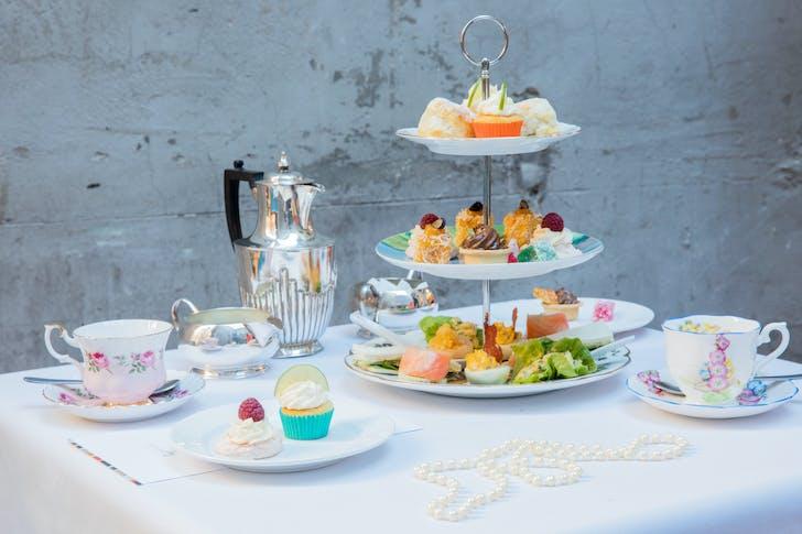 Roaring 20s High Tea at Hotel DeBrett