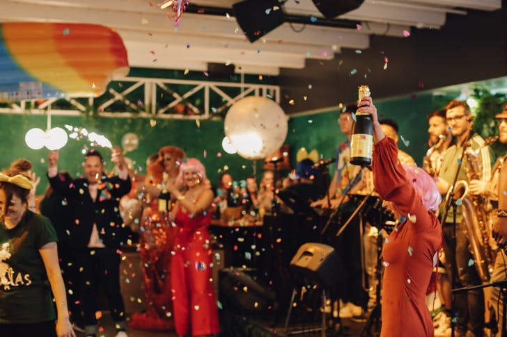 Celebrate large at The Lula Inn.