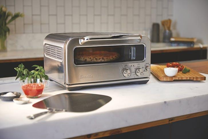 The Breville Smart Oven Pizzaiolo.