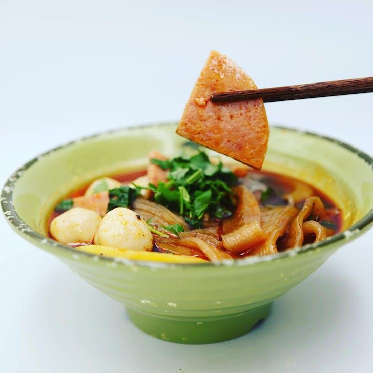 Hot Pot from Eden Noodles Cafe