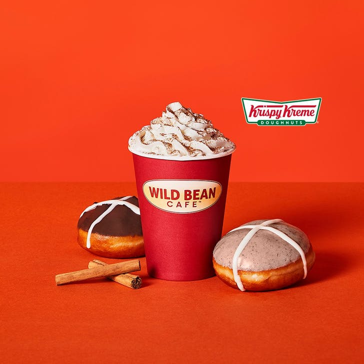 Grab a doughnut and coffee to go! (Photo Source: BP)