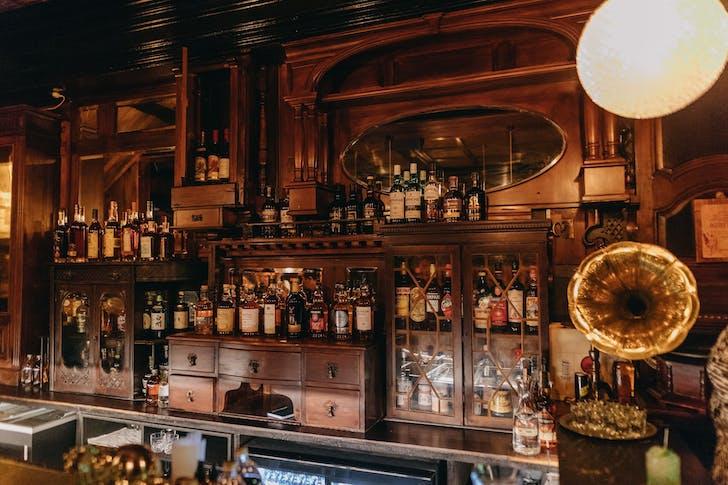 Deadshot bar Ponsonby