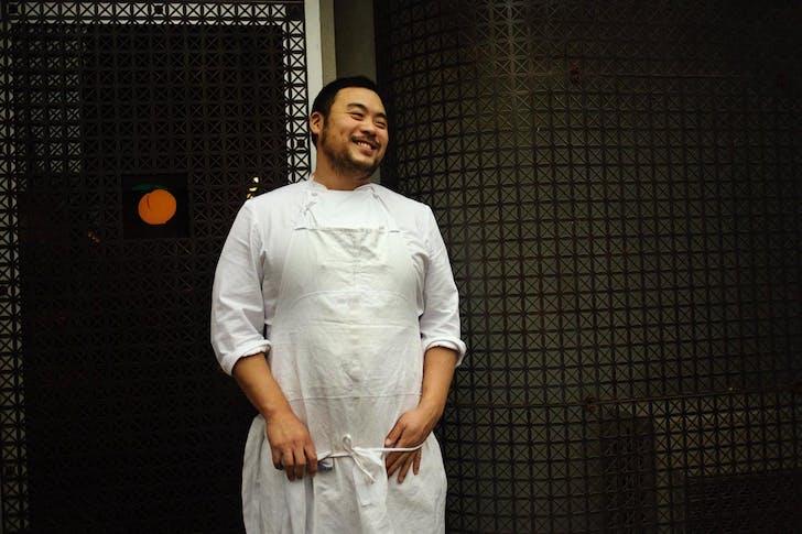 David Chang, Head of the Momofuku Restaurant Group