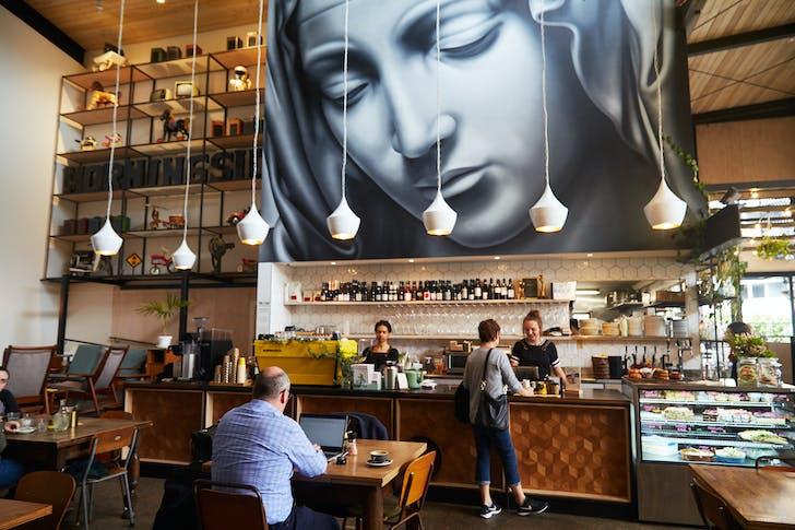 Crave Cafe, Morningside
