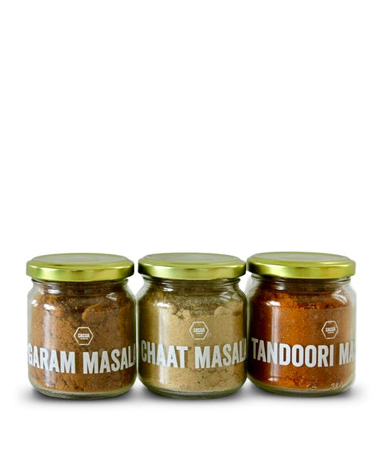 Pick up the Spice Blend Kit for $45 for 3x 200g jars.