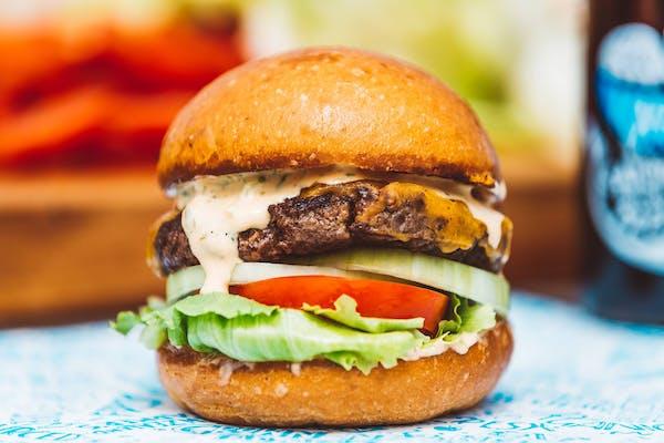 jo bro's burgers at food truck fridays in britomart