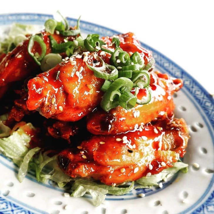 Po Brothers Chicken Wings