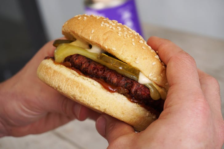 The Alternative Muscle from Burgerfuel