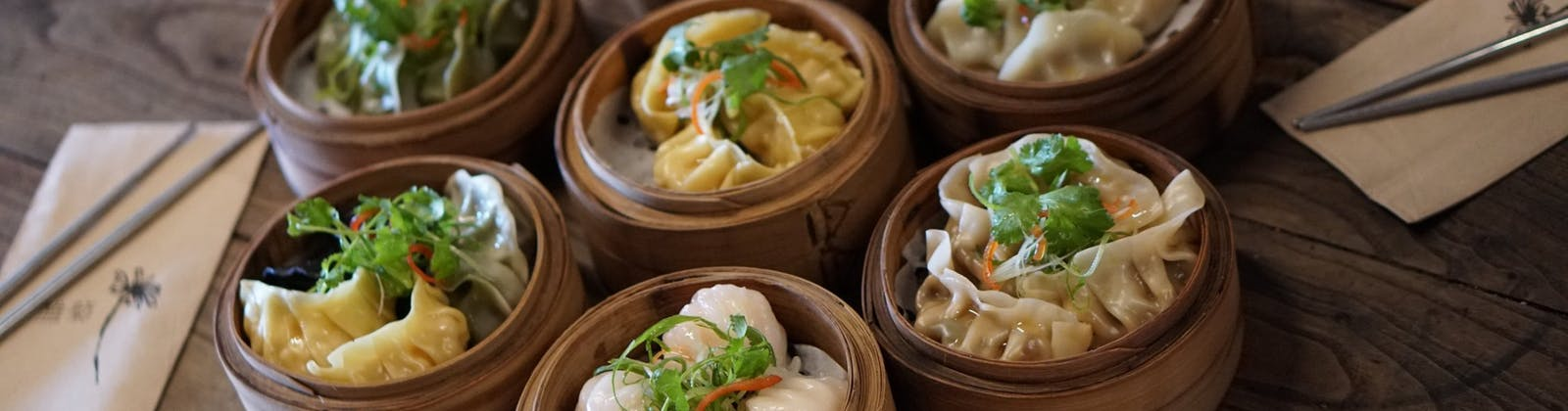 dumplings from daisy chang howick