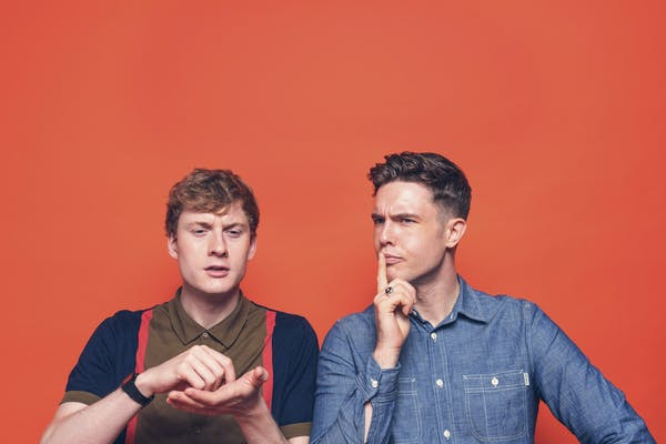 Off Menu With James Acaster and Ed Gamble
