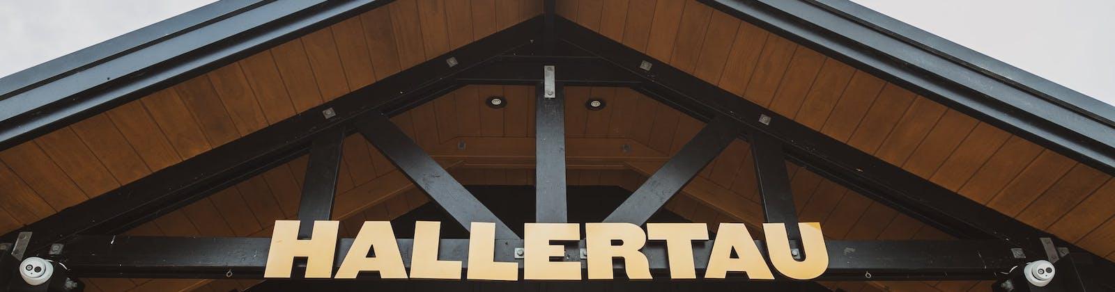 Hallertau Brewery & Biergarten in Clevedon