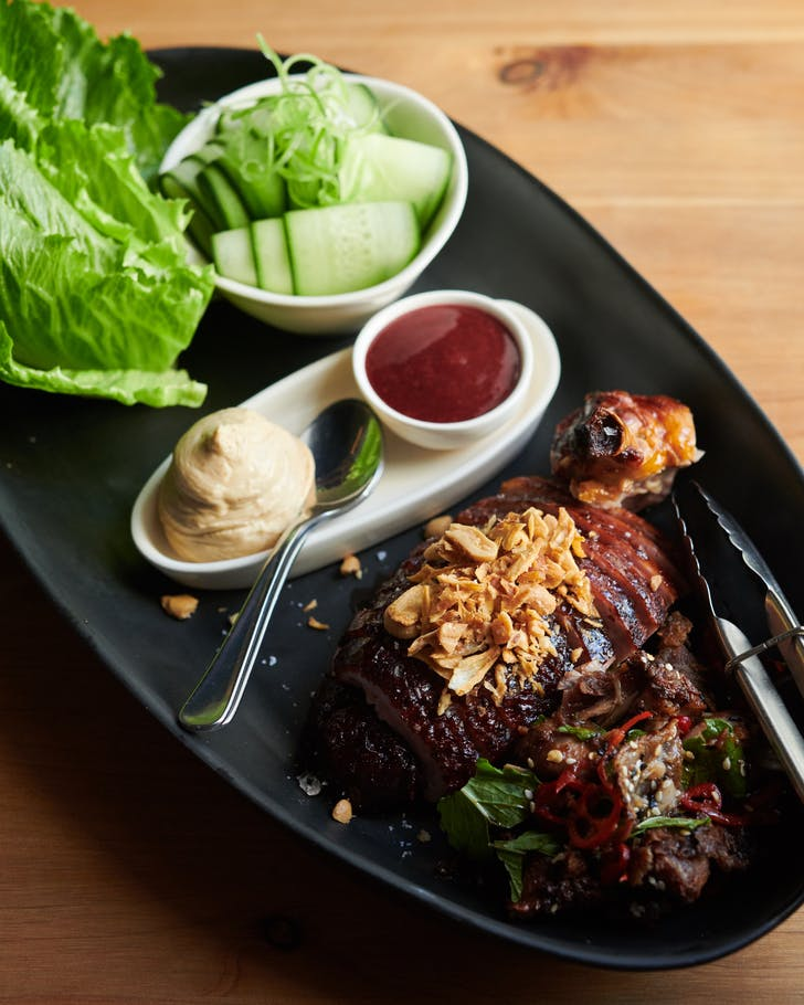 Culprit. features their $40 for four courses menu during Restaurant Month