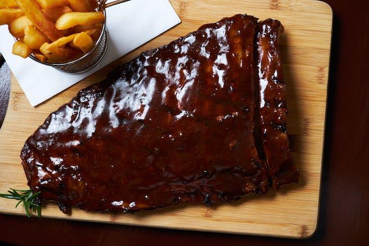 Pork Ribs from Bushman's Grill