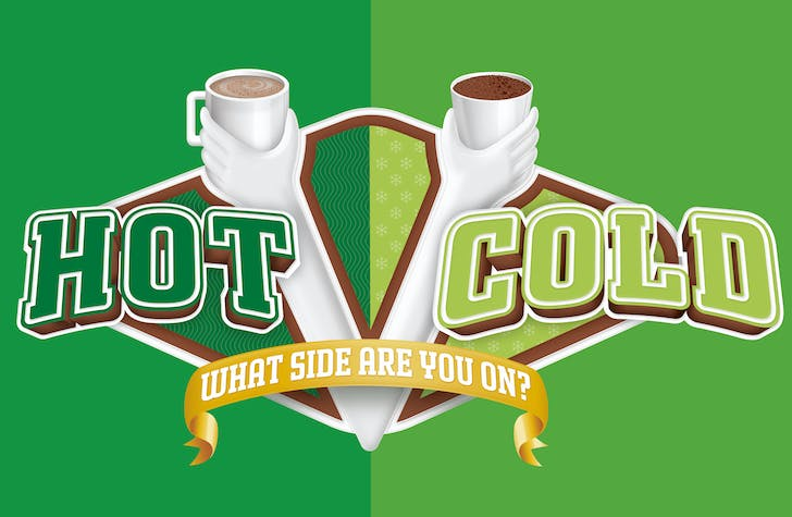 Pick your side in the MILO Hot or Cold debate.