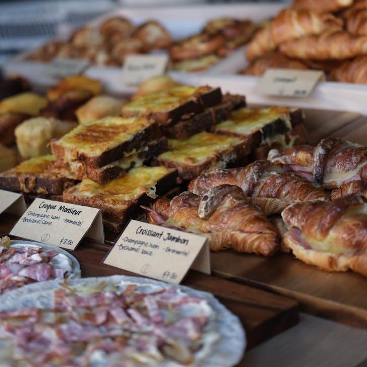 La Petite Fourchette's authentic French cabinet treats