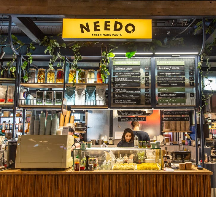 Find Needo's new home at Commercial Bay on Queen Street. (Photo Source: Needo)