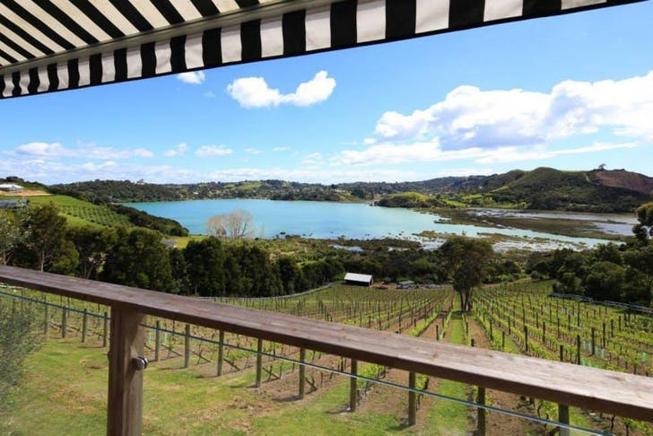 Frenchman's Hill Estate on Waiheke Island