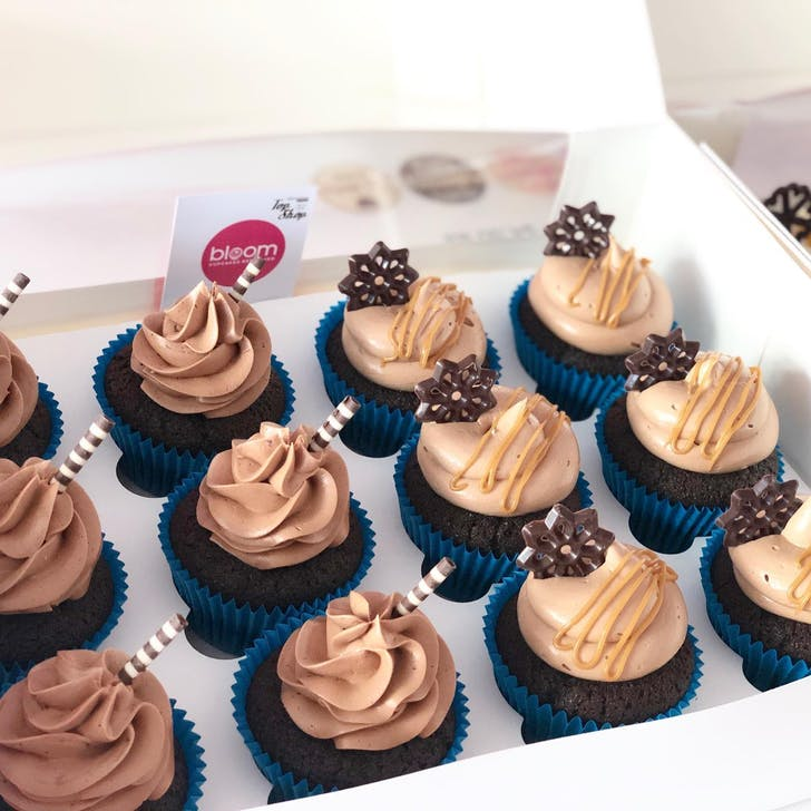 Chocolate Cupcakes from Bloom