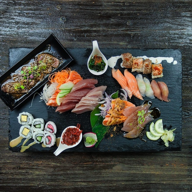 All-you-can-eat from Haru No Yume