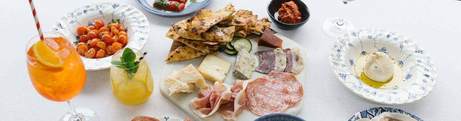 elmos bottomless italian brunch