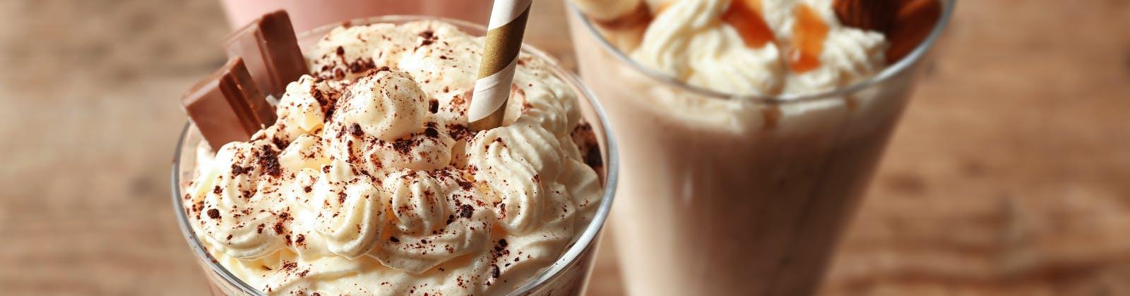 Nutella Hard-shakes