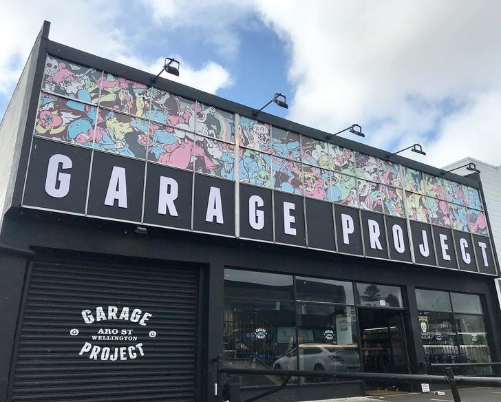 Garage Project Kingsland will be hosting Crowlers For Canines