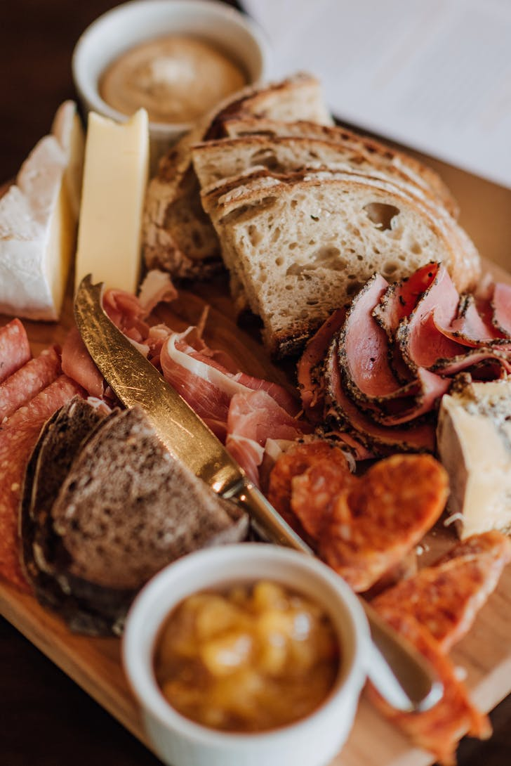 Enjoy tasting platters and small plates from Collective Hospitality's James Wilkinson.
