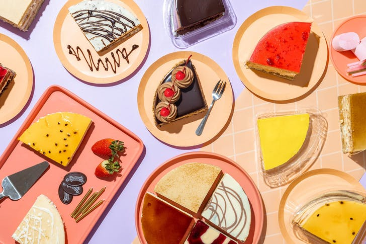 The Cheesecake Shop range now includes Vegan Cheesecakes. (Source: The Cheesecake Shop NZ)