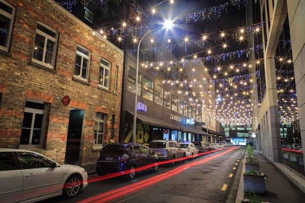 Tyler Street, Britomart