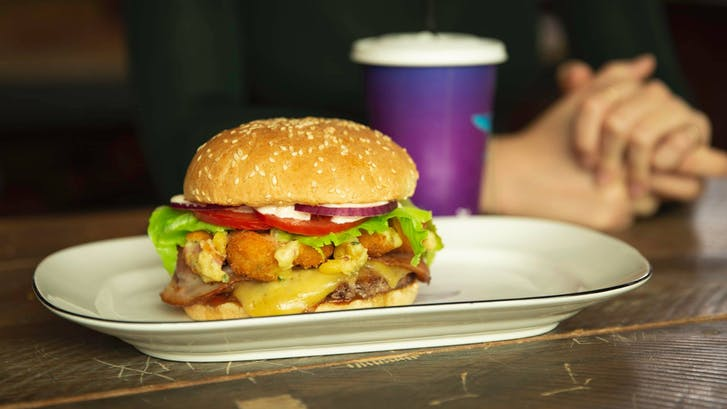 Burgerfuel's Smack & Cheese is back for a limited time only.