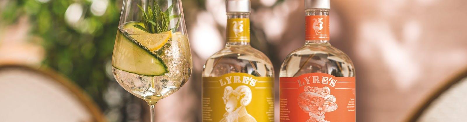 lyre's bianco spritz non-alcoholic