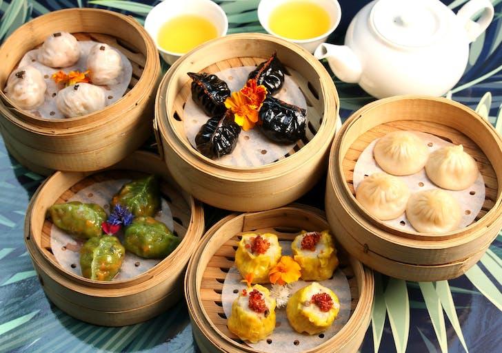 Dumplings from Huami