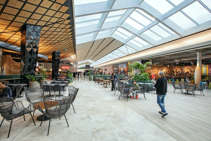 Sylvia Park opens their third dining precinct in the Mount Wellington mall.