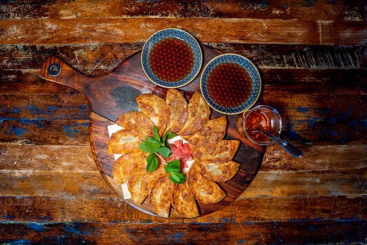 Gyoza Japanese Dumplings from The Gyoza Bar